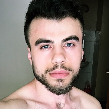 Emre Bostan, 23, Istanbul, Turkey