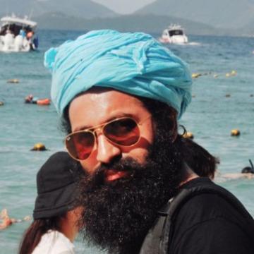 Charan, 29, Amritsar, India