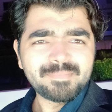Bilal Javed Ghumman, 29, Toronto, Canada