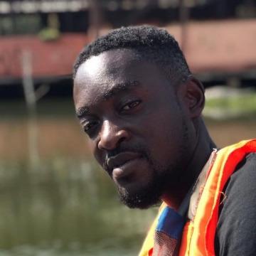 John Edwin Badu, 30, Kumasi, Ghana