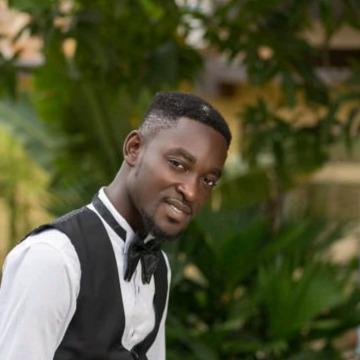John Edwin Badu, 36, Kumasi, Ghana