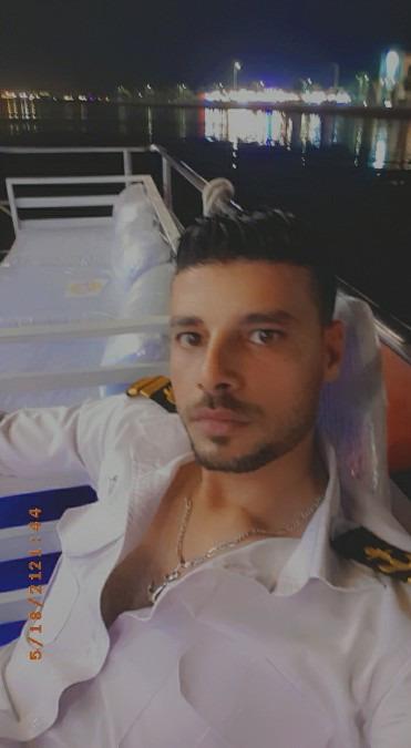 Mido Mohamed, 33, Dubai, United Arab Emirates
