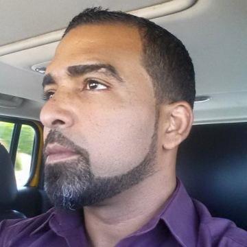 Edwin Jimenez, 37, Santo Domingo, Dominican Republic