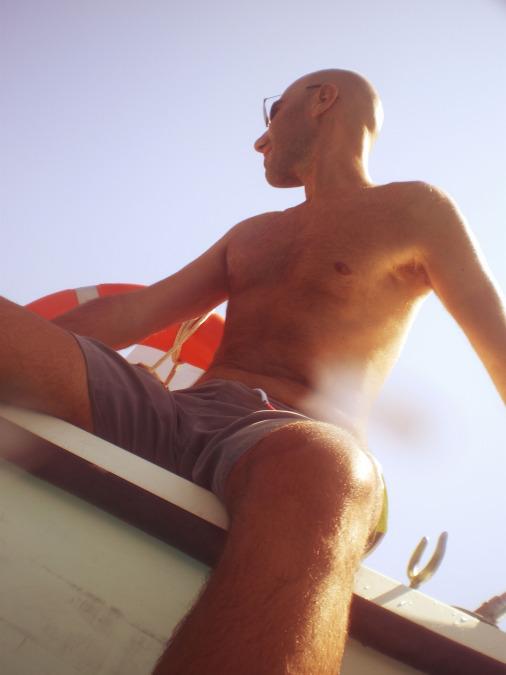 Paolo M, 49, Cagliari, Italy