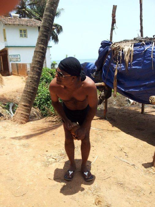 Sly Buthelo, 52, Goa Velha, India