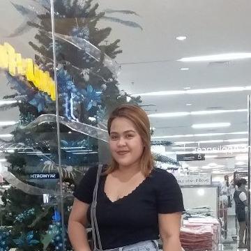 Jessamine Deseo Blancada, 24, Baao, Philippines