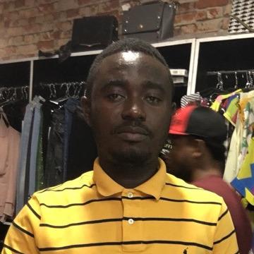Isaac Sarfo, 29, Accra, Ghana