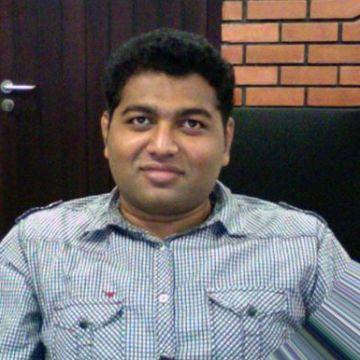Kumar, 31, Hyderabad, India