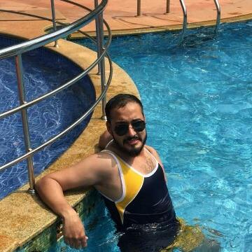 Ali, 30, Indore, India