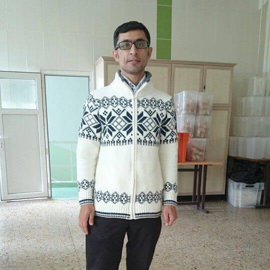 Yunus Akar, 33, Ankara, Turkey