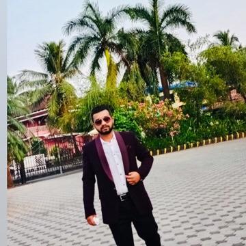 Rahul Gawade, 31, Kolhapur, India