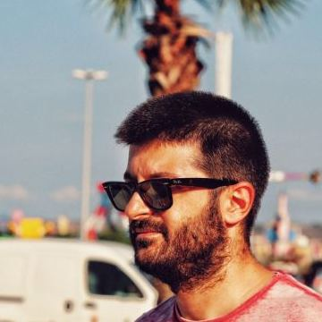 Nuri Cicek, 37, Istanbul, Turkey