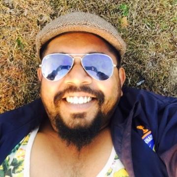 Arun J Prasad, 34, Singapore, Singapore