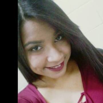 Elinner Gonzalez, 25, Caracas, Venezuela