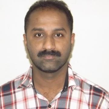 BIJU DAVIS, 36, Ajman, United Arab Emirates