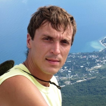 Maksim Budynkevych, 36, Luhansk, Ukraine