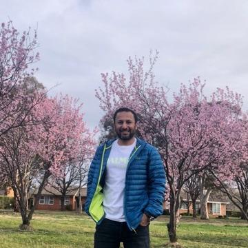 Anwar, 34, Sydney, Australia