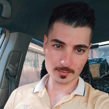 Hussain Kurdish, 26, Duhok, Iraq