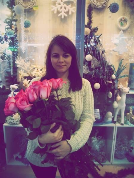 Oksana Filimonova, 30, Hrodna, Belarus