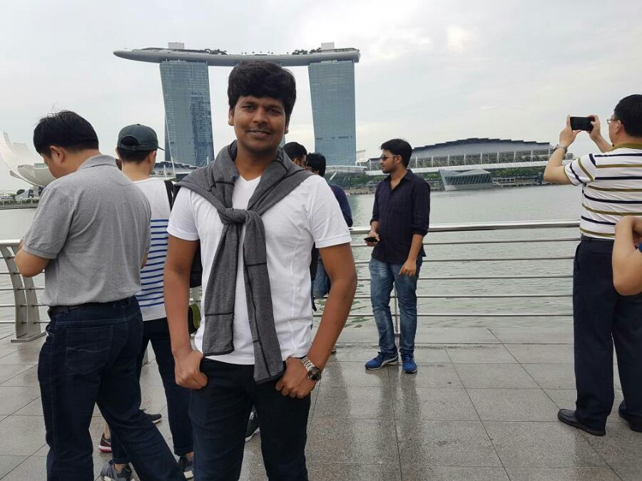 Aditya, 32, Indi, India