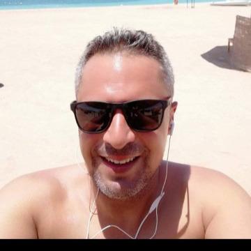 Ahmed, 41, Cairo, Egypt