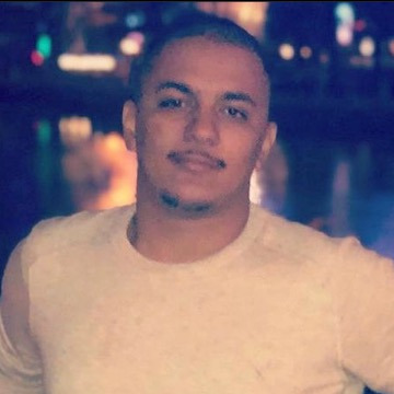Abdullah Alqahtani, 28, Jeddah, Saudi Arabia