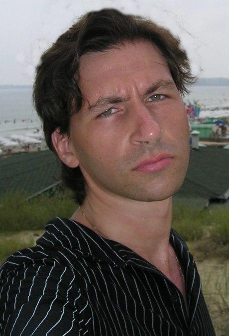 Alexander Smirnov, 43, Moscow, Russian Federation