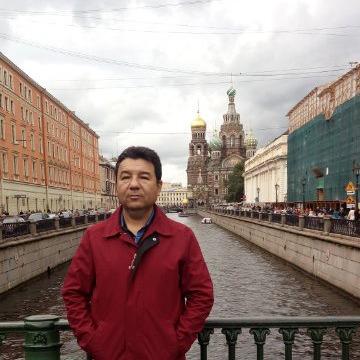 Алишер, 51, Tashkent, Uzbekistan