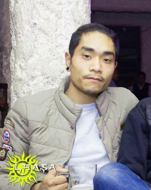 Kshitiz Lama, 28, Kathmandu, Nepal