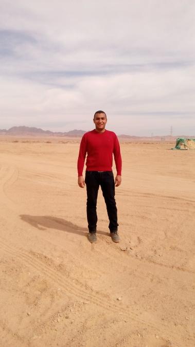 Omar, 27, Cairo, Egypt