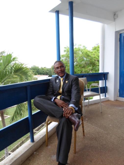 Henry Johnson, 41, Accra, Ghana