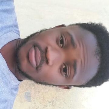 Kha Lal, 24, Accra, Ghana