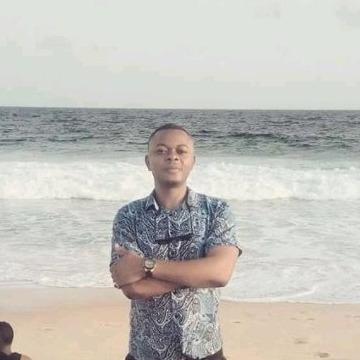 Idoko, 28, Lagos, Nigeria