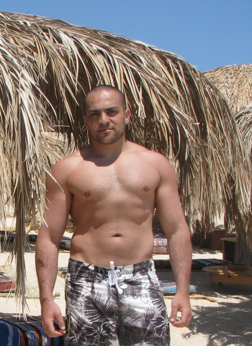 Michael, 37, Cairo, Egypt