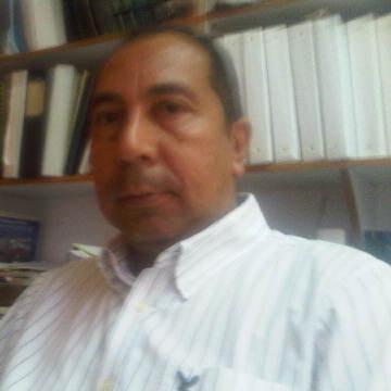 Alexander Castellanos, 53, Caracas, Venezuela