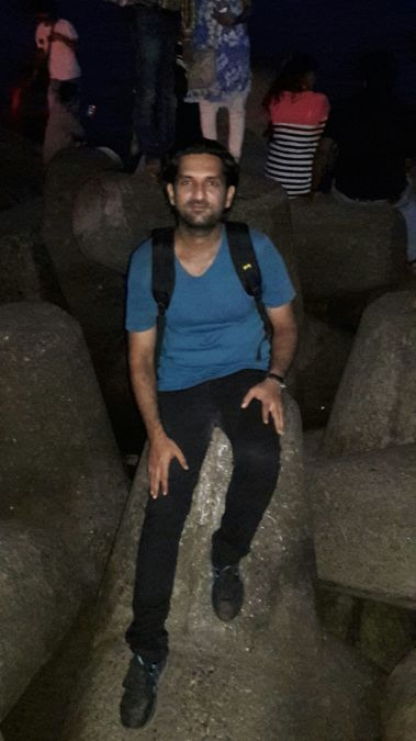 Mohamed raza, 35, Mumbai, India