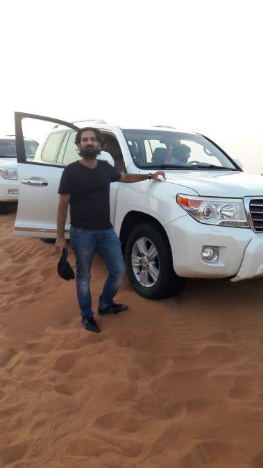 Mohamed raza, 35, Mumbai, India