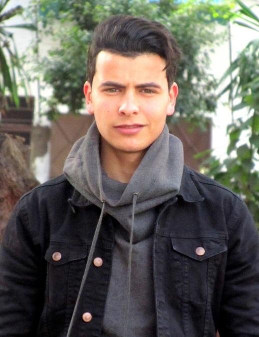 Ábdél Rouggani, 27, Casablanca, Morocco