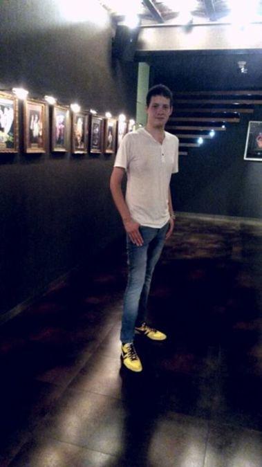 Miguel Gómez, 32, Neuquen, Argentina