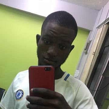 Mr.BERNARD ASIEDU, 24, Accra, Ghana