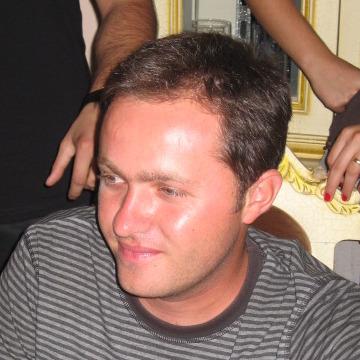 Tolga Arslan, 38, Ankara, Turkey
