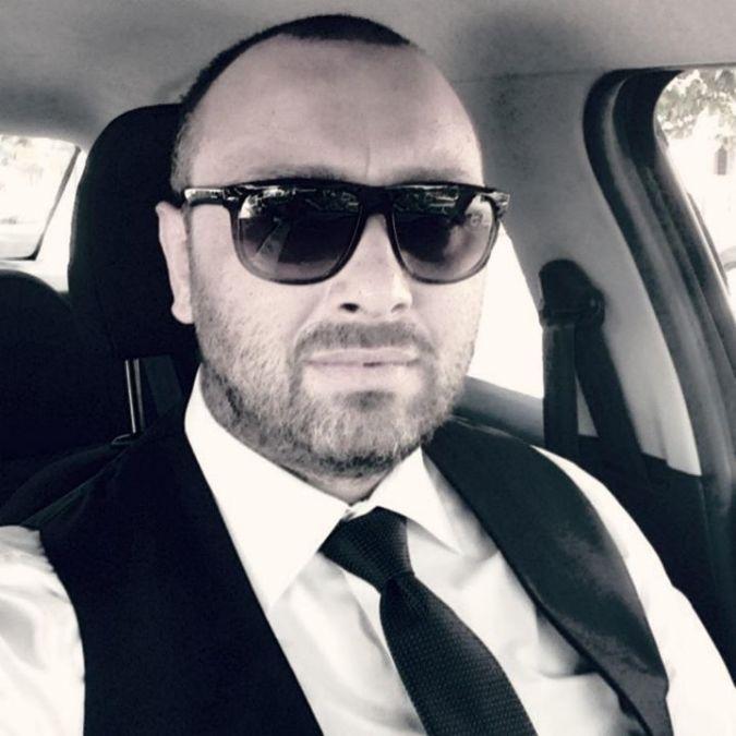 Ümit Özçelik, 37, Istanbul, Turkey
