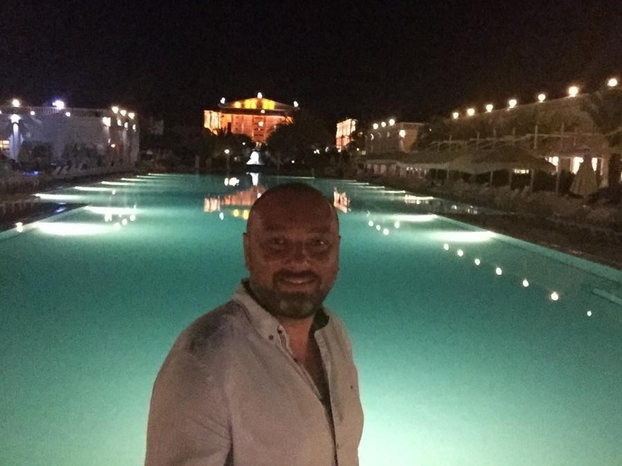 Ümit Özçelik, 38, Istanbul, Turkey