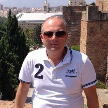 Rudolf Zaharov, 49, Saint Petersburg, Russian Federation