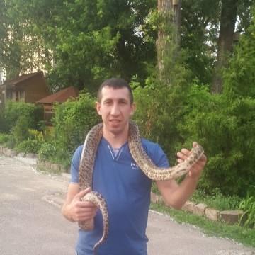 Boris Usherenko, 34, Kfar Chabad, Israel