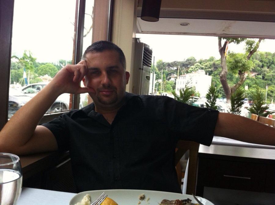 Levent Ikizoğlu, 44, Istanbul, Turkey