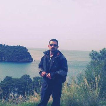 Fth Icer, 34, Antalya, Turkey