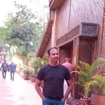 Ravi, 38, Hyderabad, India