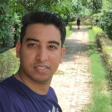 Amit, 32, New Delhi, India