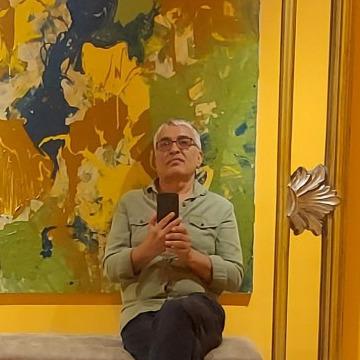 Husam, 54, Istanbul, Turkey